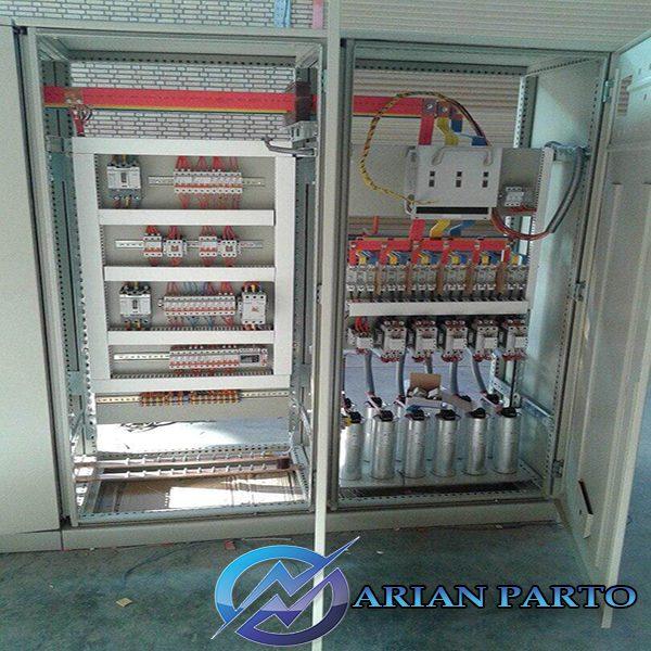 ساخت تابلو برق بانک خازنی