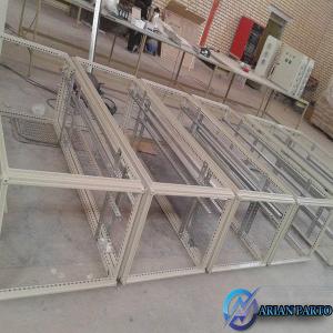 ساخت اتاق تابلو برق