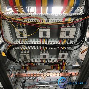 ساخت تابلو برق دیزل ژنراتور